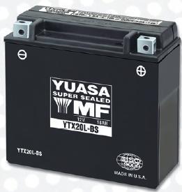 Batterie Yuasa sans entretien