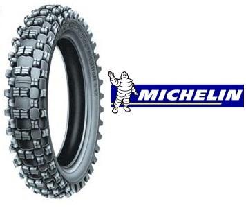 Pneu motocross arrière Michelin S12