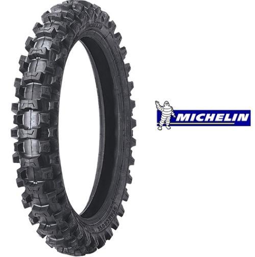 Pneu motocross arrière Michelin Star Cross MS3
