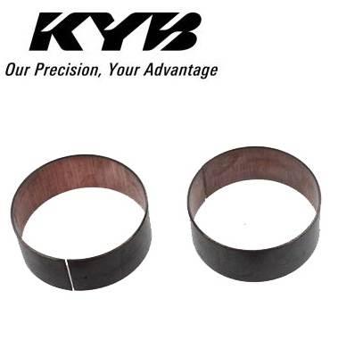 Bagues de friction pour fourche type extérieure Kayaba