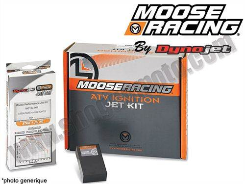 Jet Kit Stage 2 Moose Racing By DynoJet