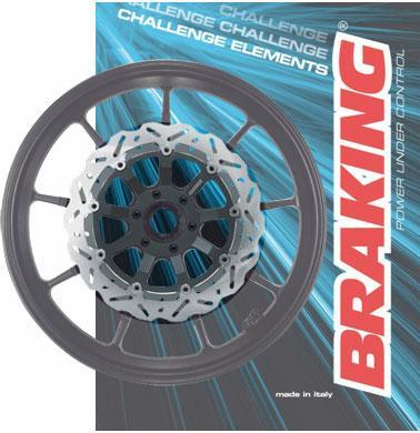 Disque de frein Braking Racing