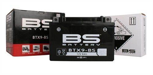 Batterie Bs sans entretien