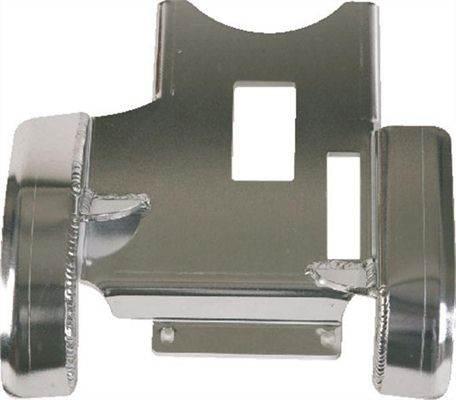 Sabot arrière standard (alu) ART