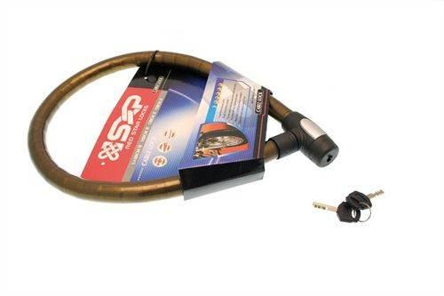 Antivol cable SXP en acier articulé 25mm