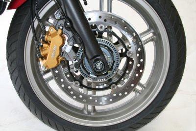 Tampons de protection de fourche R&G Racing