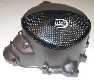 Slider moteur en carbone gauche R&G