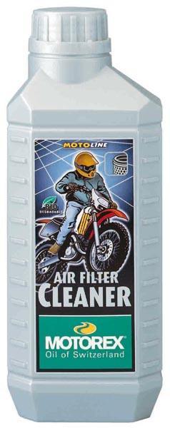 Nettoyant filtre à air Motorex biodégradable 4L x1