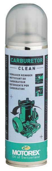 Nettoyant carburateur marque Motorex Carburetor Cleaner 500ml