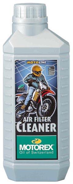 Huile Motorex Air Filter Cleaner bio-dégradable