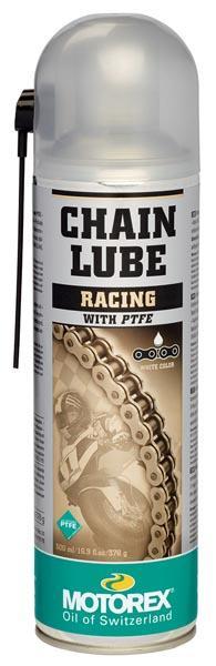 Lubrifiant chaîne Motorex Chain Lube Racing