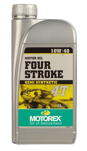 Huile moteur Motorex 4 Stroke 15W50