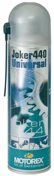 Lubrifiant marque Motorex Joker 440 spray 500ml