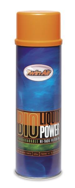 Spray 500ml liquid bio power Twin Air