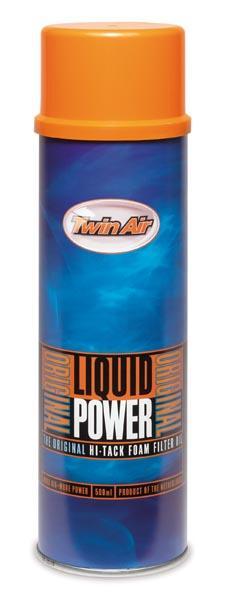 Liquid power filter oil Twin air