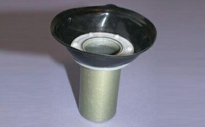 Boisseau à membrane pour carburateur