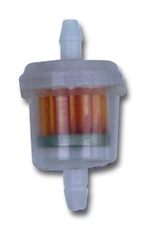 Filtre à essence rond longueur 51 mm