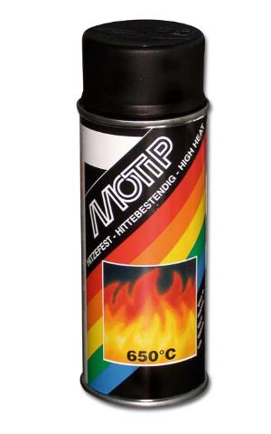 Peinture haute température Motip