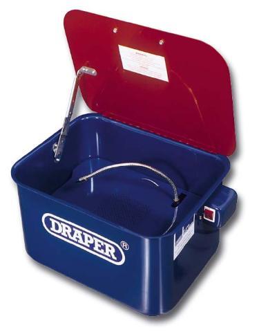 Fontaine de nettoyage Draper 12L