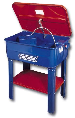 Fontaine de nettoyage Draper 55L