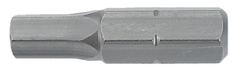 "Embouts marque Facom 1/4"" - Les indispensables 6 pans 4mm"