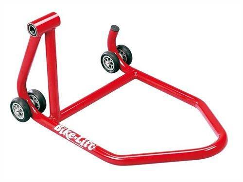 Béquille arrière Bike Lift monobras rouge