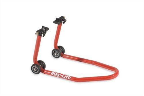 Béquille avant rouge Bike-lift