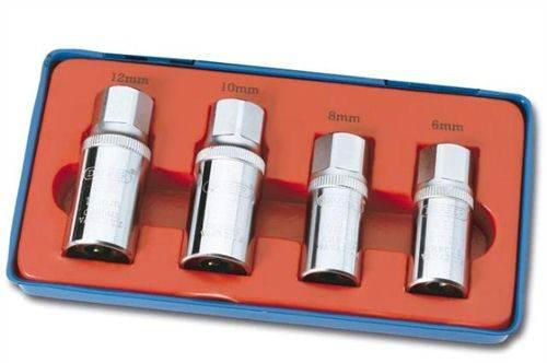 Démonte-goujon Draper 6/8/10/12mm coffret de 4