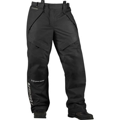 Pantalon Icon Patrol Waterproof Noir