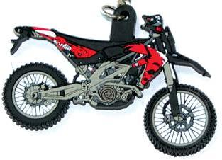 Porte clés Motocross