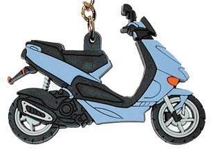 Porte clés Scooter