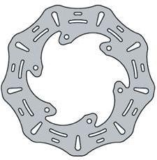 Disque de frein France Equipement - Type Pétale -