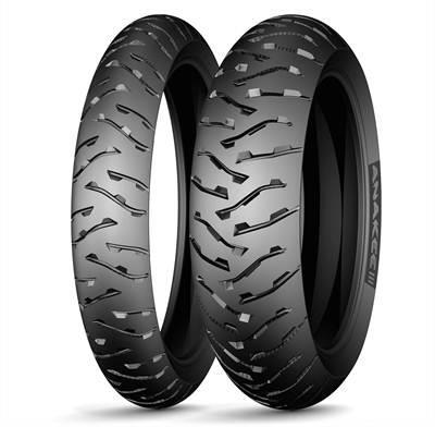 Pneu moto Michelin trail Anakee 3 avant