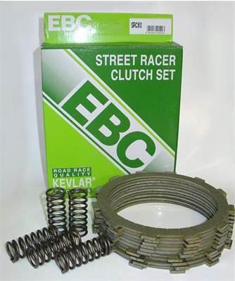 Disques garnis + ressorts EBC série SRC