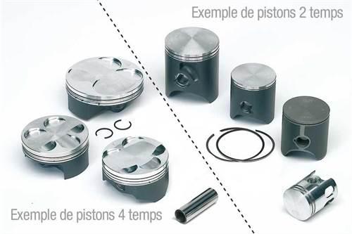 Piston Top Performances