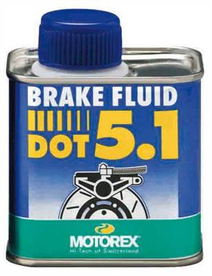 Motorex Brake Fluid Dot 5,1