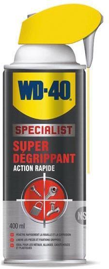 Super grippant WD-40 400ml Système Pro