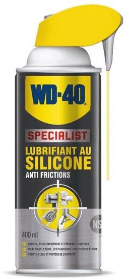 Lubrifiant silicone WD-40 Système Pro