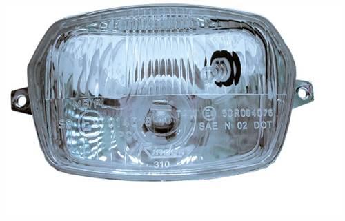 Optique de rechange plaques phare PANTHER et FIREFLY