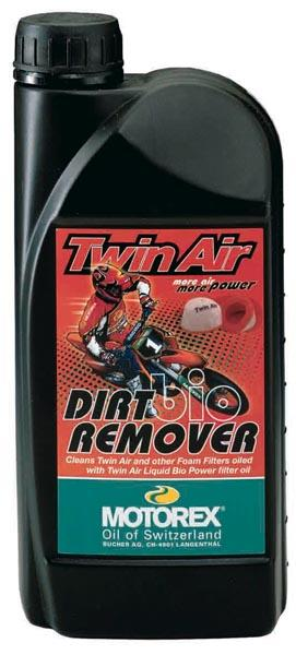 Nettoyant filtre à air Motorex Racing Dirt Bio 900g