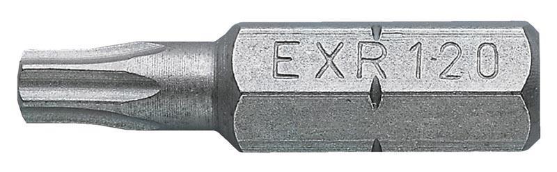 """Embouts marque Facom 1/4"""" - Torx T 30 l 25mm"""