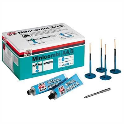 """Kit de réparation Rema Tip Top type """"Champignon"""" diam.4,5mm"""