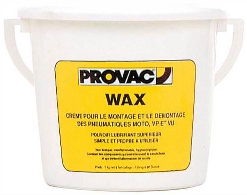 Crème de montage de pneu Provac