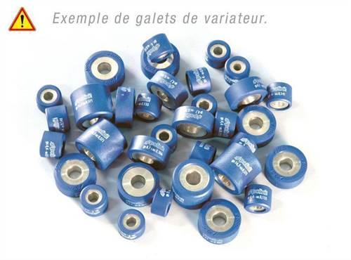 Galets, pièces détachées pour variateur Polini high-speed & maxi speed control