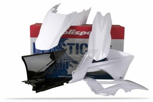 Kit plastique Polisport 4 éléments