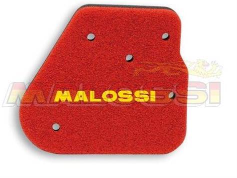 Doubles éponges Malossi pour filtre à air d
