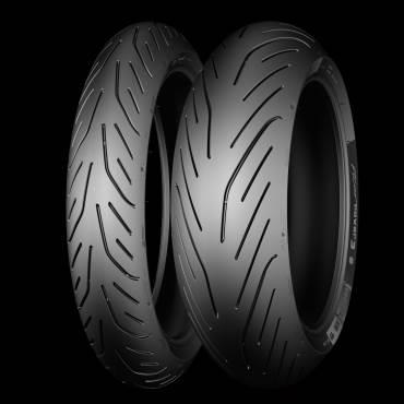 Pneu Moto Michelin Power 3 avant
