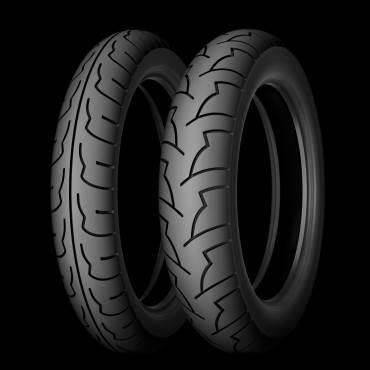 Pneu Moto Michelin Pilot Activ arrière