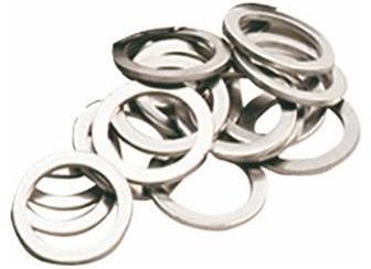 Rondelles alu Centauro : sachet de 50 pièces