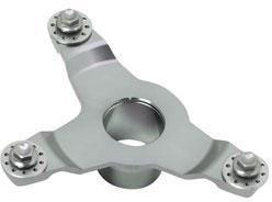 Protection de disque de frein avant en carbone Zeta